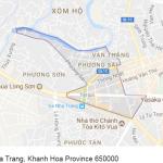 Dịch vụ chuyển nhà trọn gói tại phường Phương Sài Nha Trang