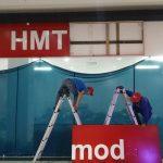 Vận chuyển, thi công tháo dỡ, hoàn thiện mặt bằng shop, cửa hàng tại Big C, Nha Trang Center, VinCom, Lotte…