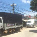 Cho thuê xe tải 2 tấn – 2,5 tấn