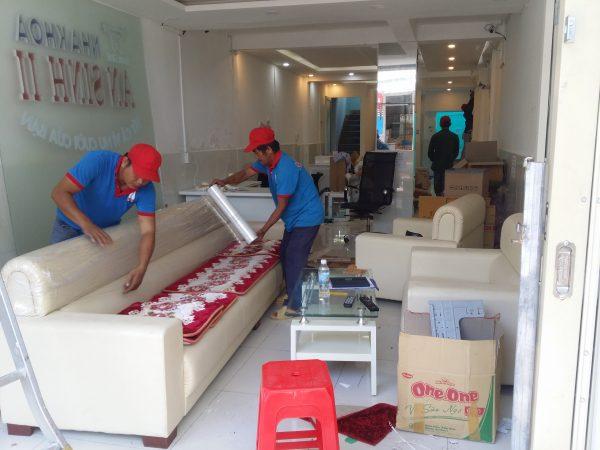 Dịch vụ chuyển văn phòng trọn gói tại Nha Trang