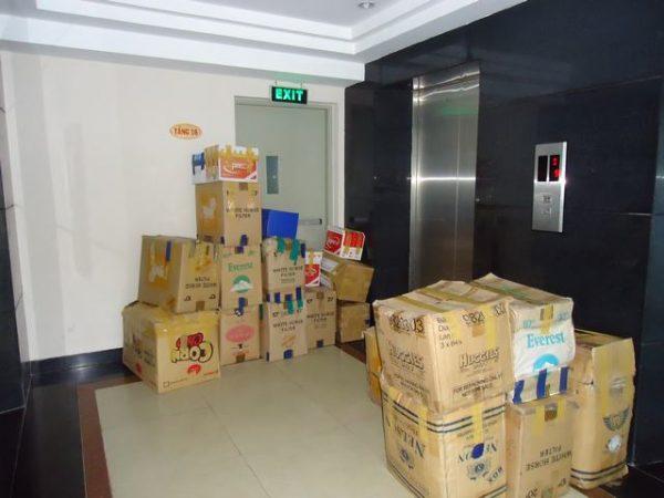 Dịch vụ vận chuyển nhà tại Nha Trang