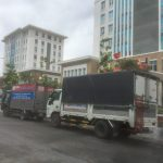Bảng giá thuê xe tải, bốc xếp hàng hóa tại Nha Trang