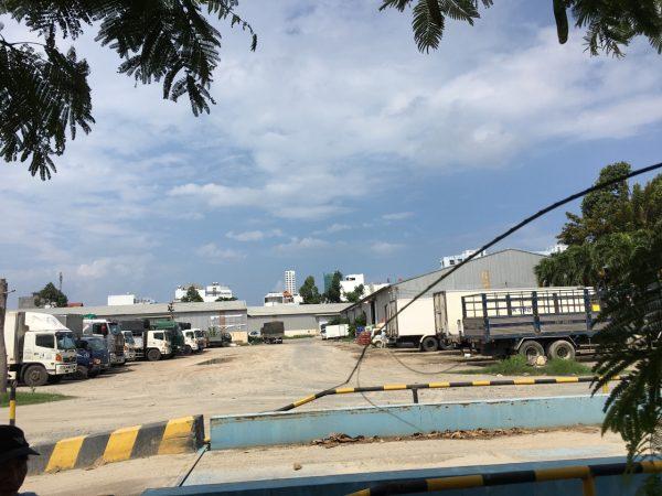 Dịch vụ trung chuyển hàng hóa tại Nha Trang