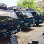Cho thuê xe tải uy tín tại huyện Diên Khánh