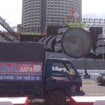 Cho thuê xe tải chuyển hàng tại Phước Hải Nha Trang